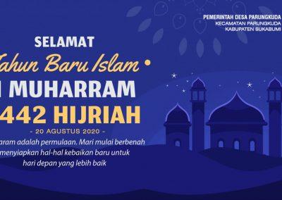 Peringatan 1 Muharram 1442 Hijriyah