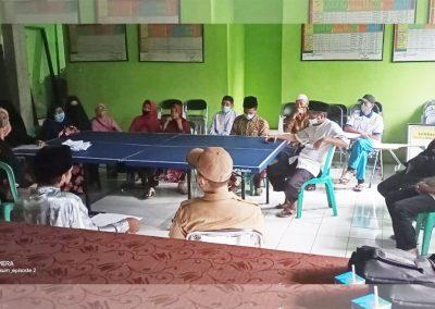 Penyaluran Insentif Guru Ngaji (Taman Pendidikan Alquran) Tahap Pertama