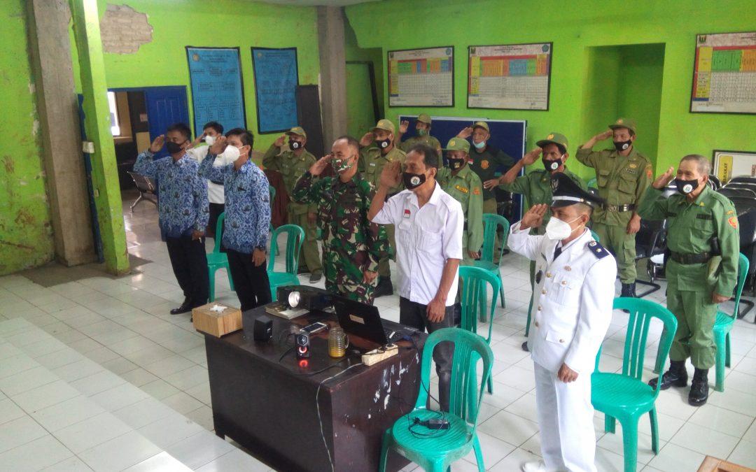 Upacara Peringatan HUT ke-76 Republik Indonesia