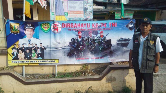 Dirgahayu ke-74 TNI