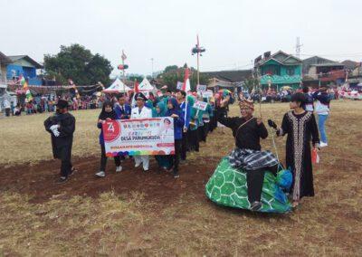 Peringatan HUT ke-74 Republik Indonesia