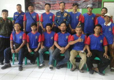 Pelatihan Sistem Keselamatan Kebakaran Lingkungan (SKKL)