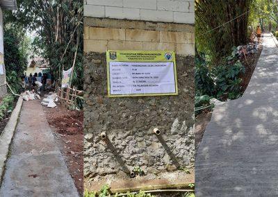 Pembangunan Jalan Lingkungan