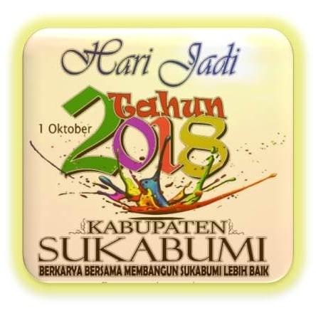 Peringatan hari jadi ke-73 Kabupaten Sukabumi tahun 2018