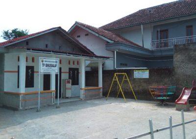 Pembangunan Bangunan PAUD Ibnussalaf